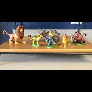 New Lion Guard Ornaments